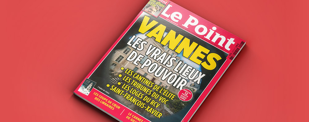 Le Club Ouest par Gaël Patout, directeur de l'agence de communication Quintesis - Le Point