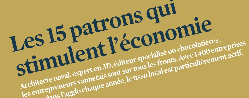 Interview de Gaël Patout et Valérie Patout-Gestin - L'Expansion