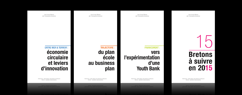 Les Livres Blancs de l'ACB & Quintesis Communication