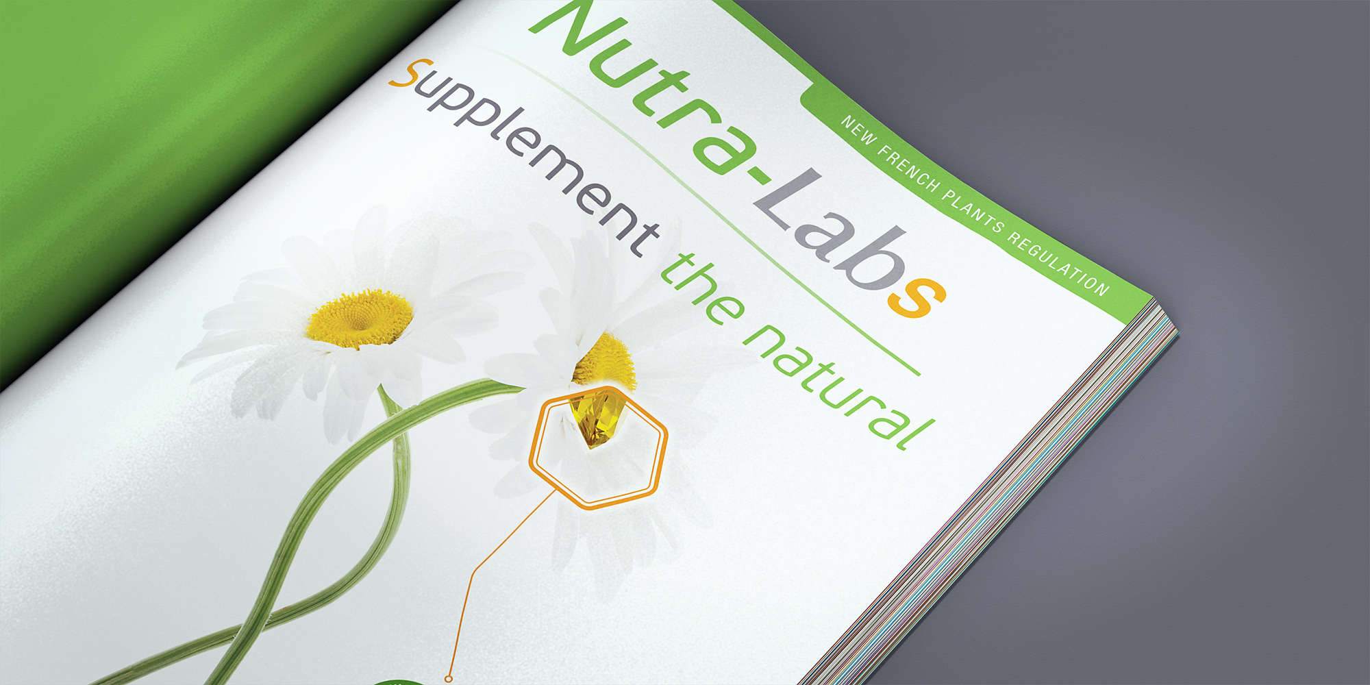 Magazine Nutra-Labs