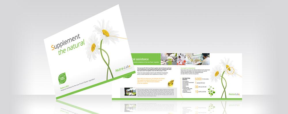 Documents print pour Invivo Labs