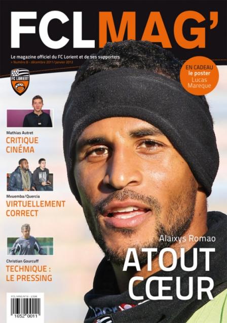 Couverture du nouveau FCL Mag'