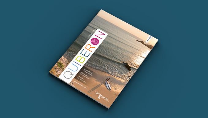 Quiberon Magazine couverture