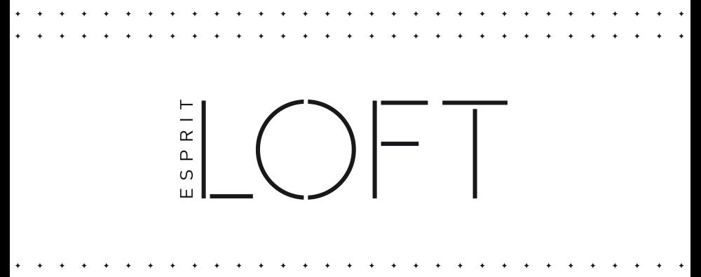 Logo d'Esprit Loft à Brest