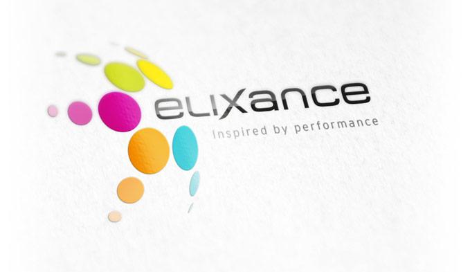 Logotype Elixance