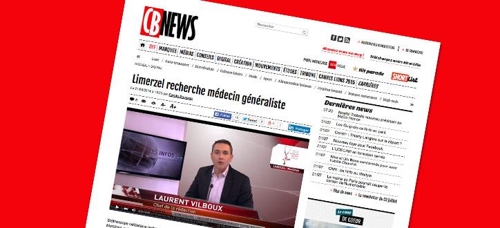 Limerzel fait appel à Quintesis pour trouver son médecin - CBNews