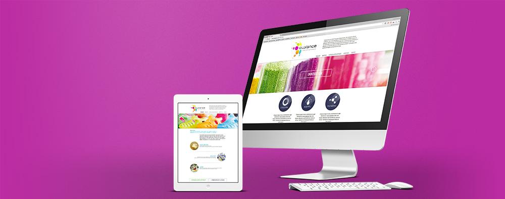 Site internet Elixance