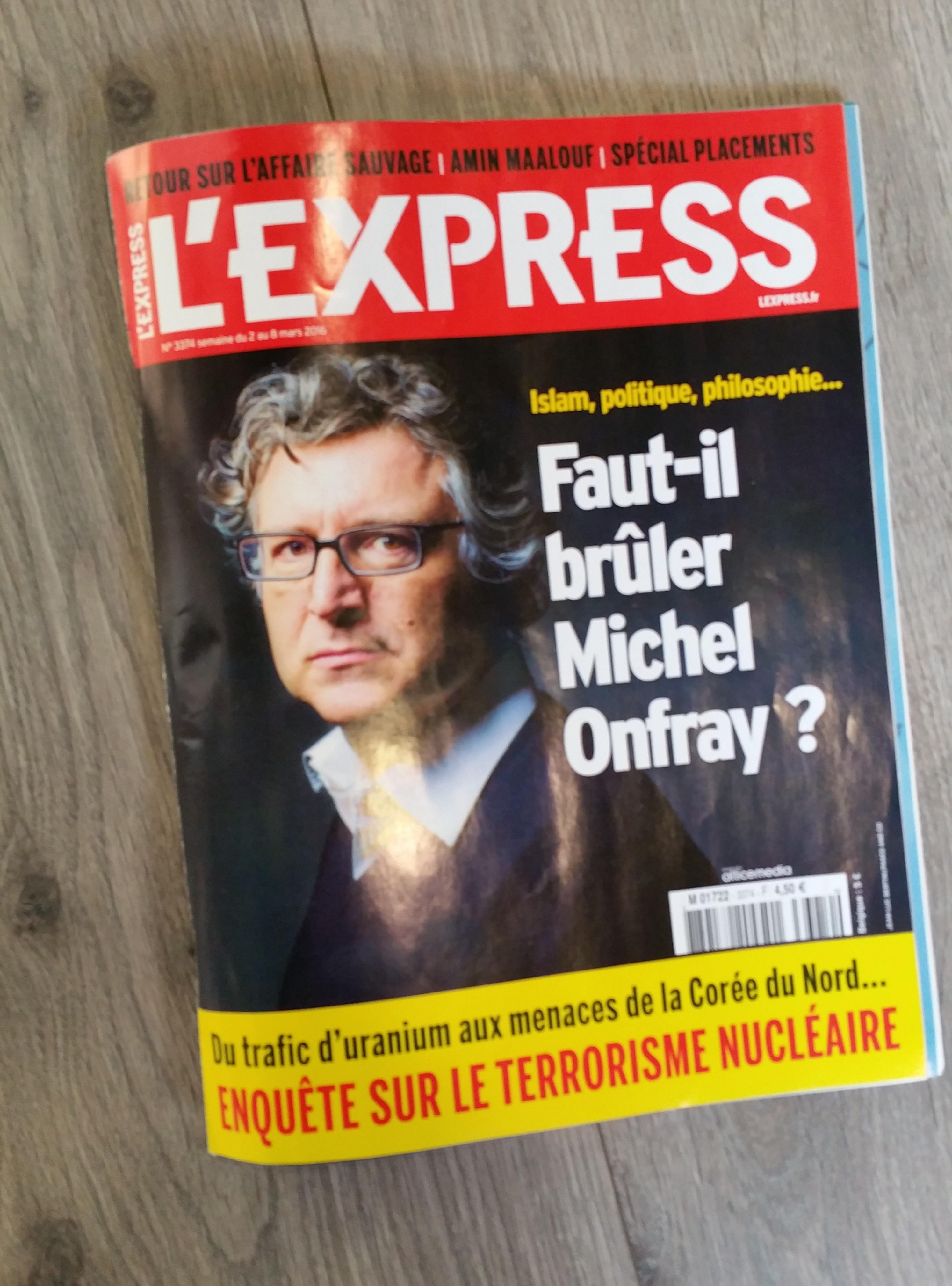 Quintesis dans le magazine L'express