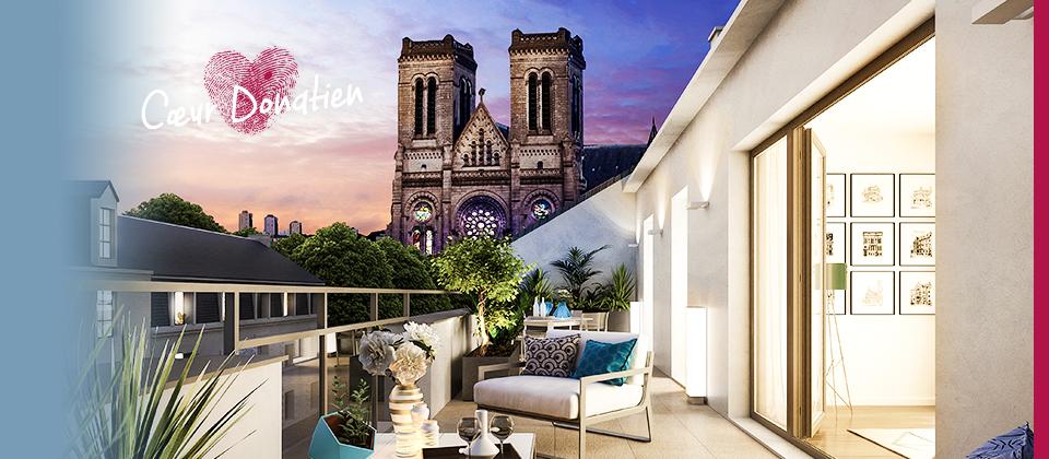 Cœur Donatien à Nantes - Espacil Promotion