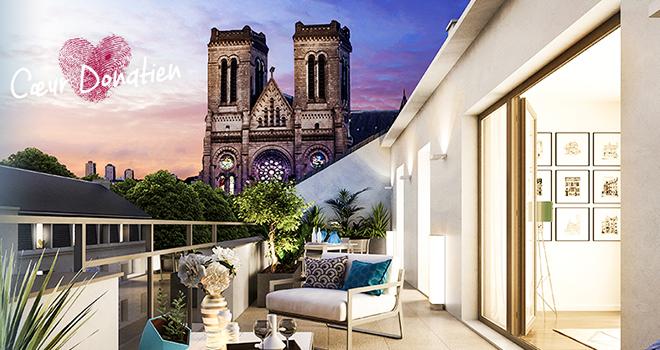 Cœur Donatien, une nouvelle façon de vivre à Nantes