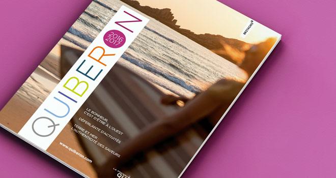 Couverture du magazine OT Quiberon 2016