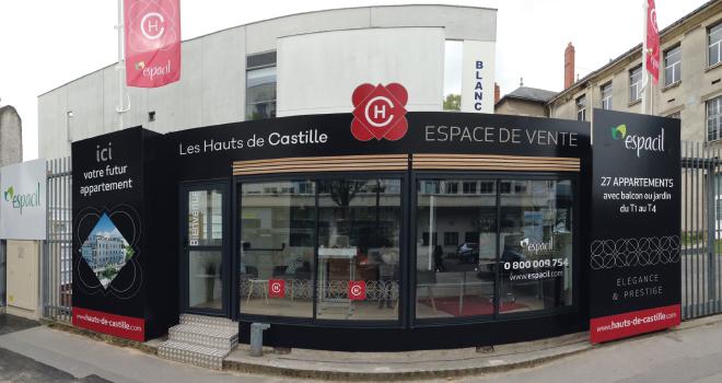 Quintesis vous présente Les Hauts de Castille à Nantes