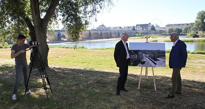 Making-off du tournage Quintesis à Tours avec Stéphane Thébaut pour Eiffage Immobilier