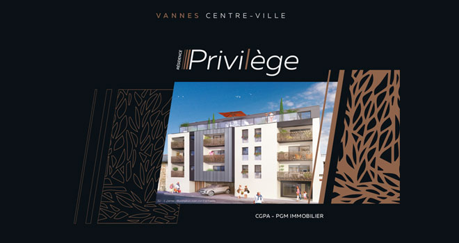 Résidence Privilège à Vannes