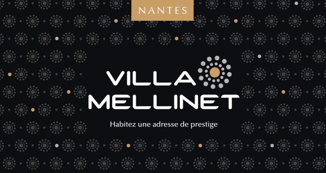 Villa Mellinet, une adresse de prestige à Nantes