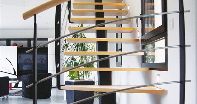 smt des escaliers design et tradi agence de communication vannes nantes paris. Black Bedroom Furniture Sets. Home Design Ideas