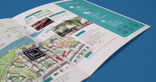 Zoom sur la brochure
