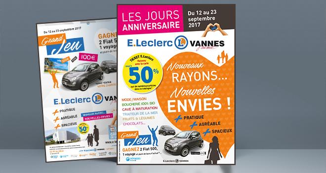 Tabloïd Leclerc Vannes