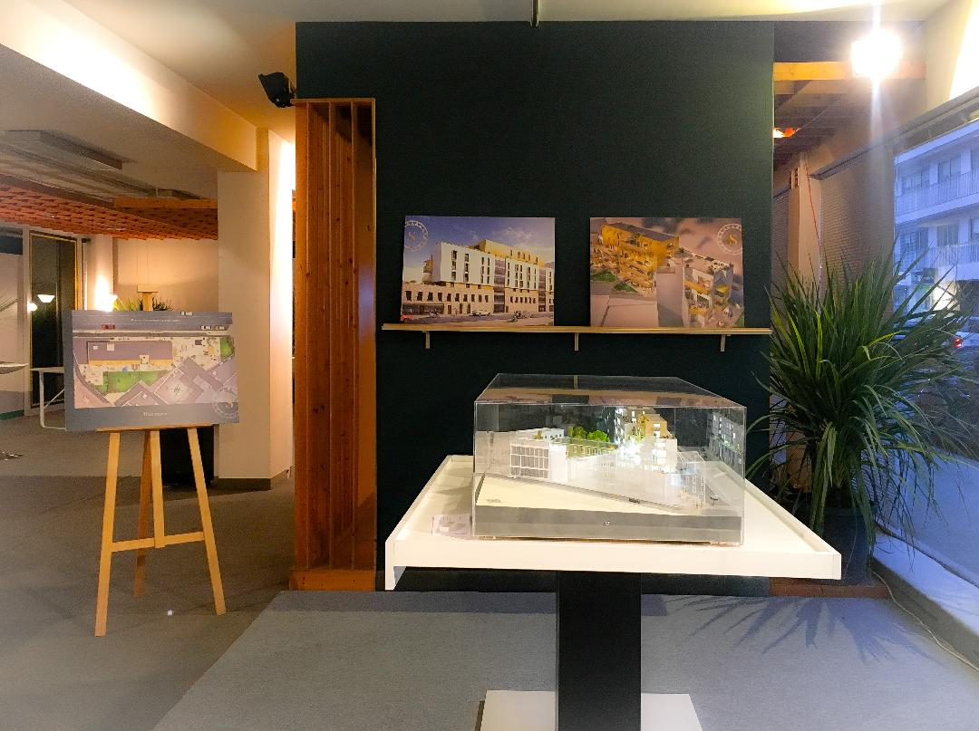 Maquette Bouygues Immobilier