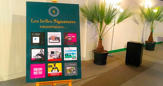 Les belles Signatures Vannetaises