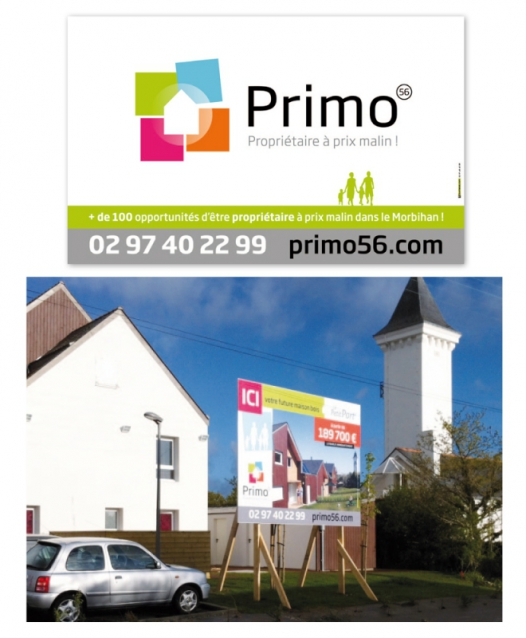 Panneaux pour Primo56