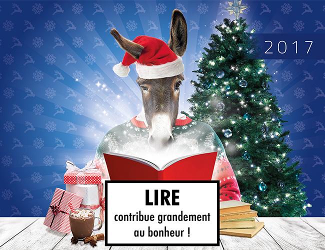 Campagne Noël 2017 des Libraires Ensemble