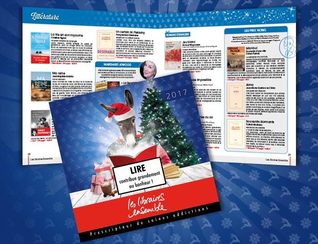 Catalogue Noël 2017 - Libraires Ensemble