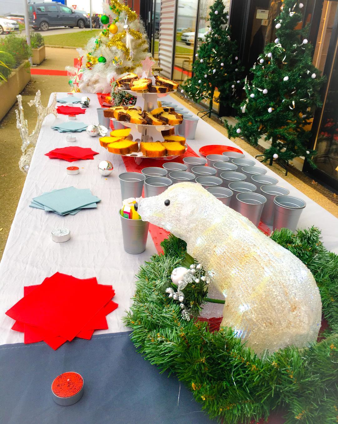 Les belles décorations de Noël