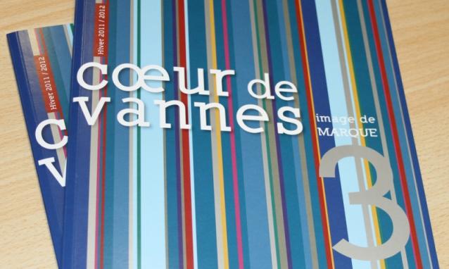 Couverture du guide Coeur de Vannes #3