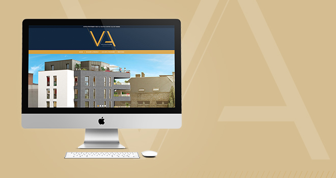 Site internet Villa Autissier