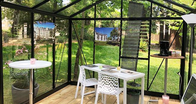 Bureau de vente Les Jardins d'Augustin à Nantes