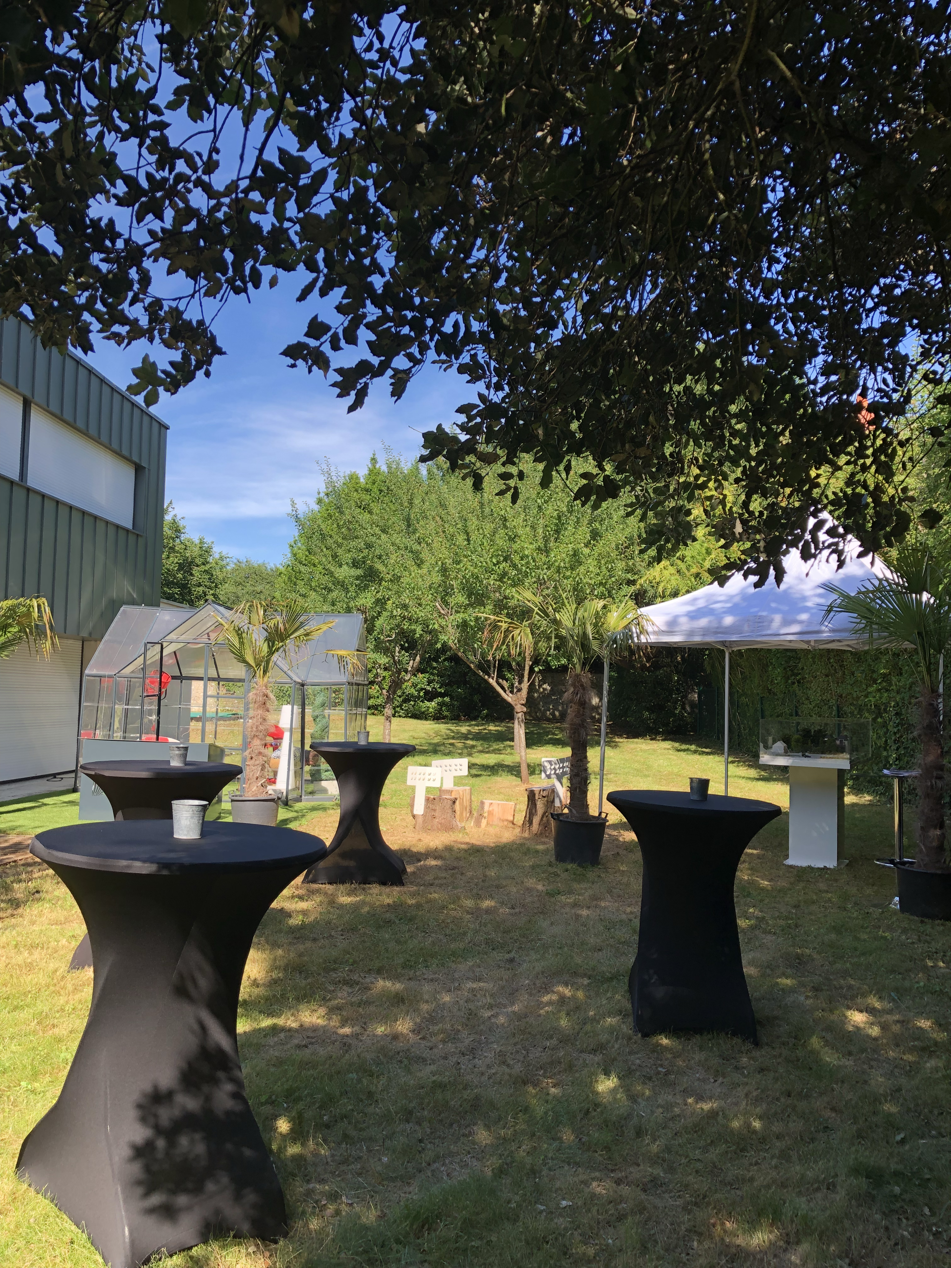 La Garden Party du Groupe Gambetta
