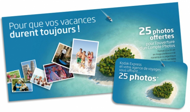 Flyer pour Compte Photo
