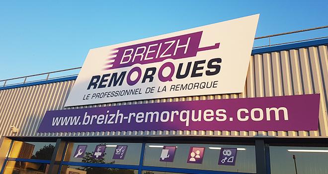 Breizh Remorques Magasin Muzillac