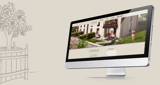 Site internet de l'Orangerie
