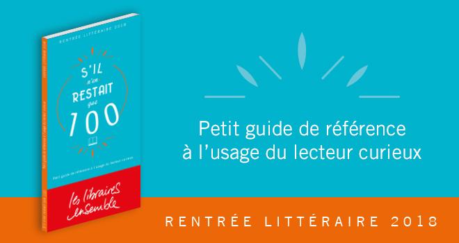 Catalogue Libraires Ensemble - 2018