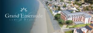 Communication globale pour Le Grand Emeraude à Pléneuf-Val-André