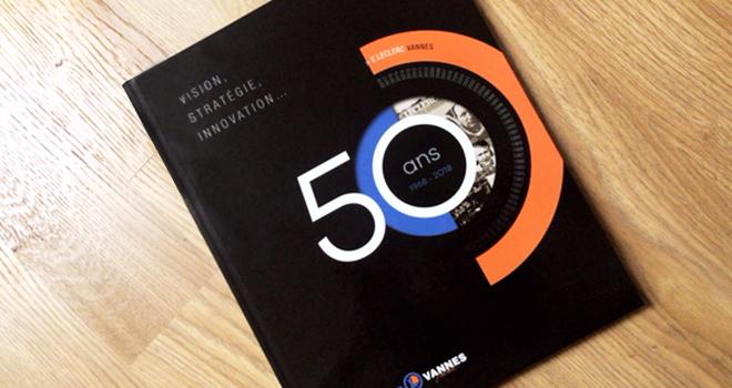 Livre 50 ans