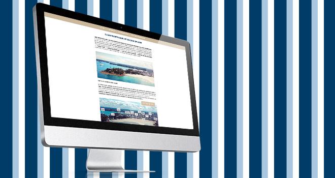 Site internet - Eiffage Newquay