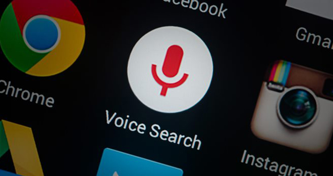 Recherche vocale
