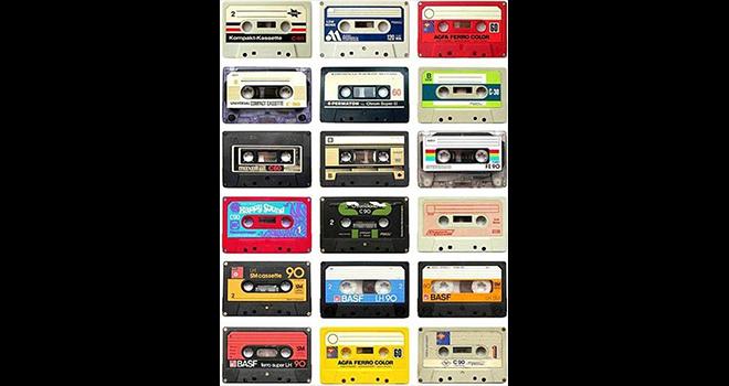 Le retour des cassettes audios
