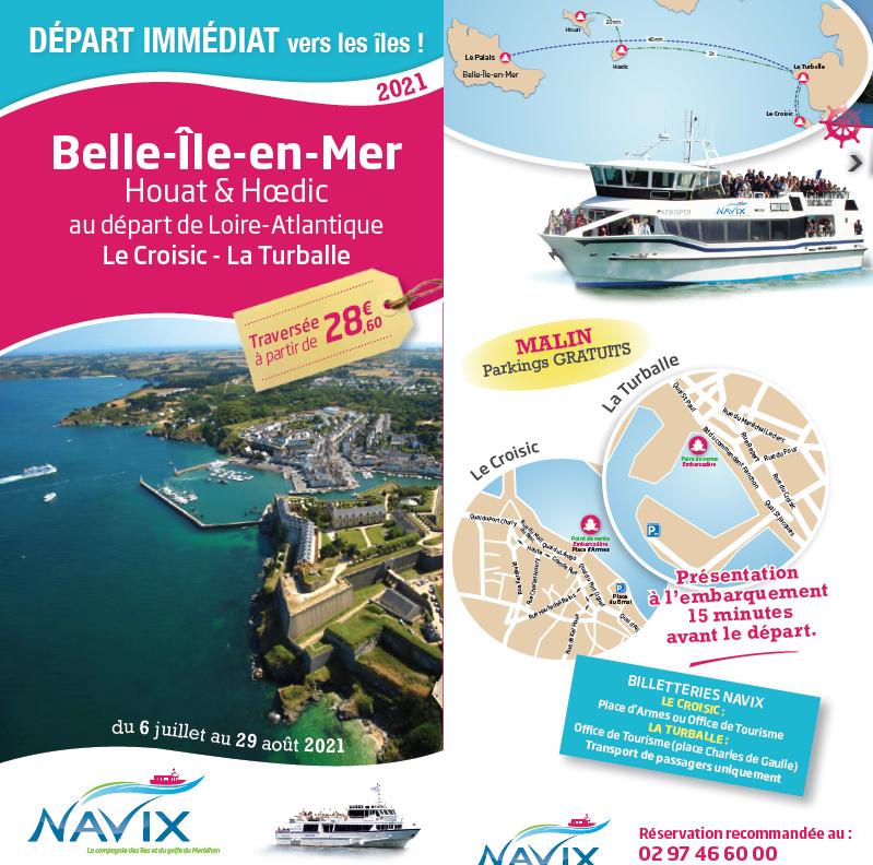 Navix - Miniature Dépliant
