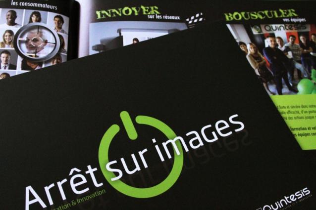 Portfolio Arrêt sur Images by Quintesis