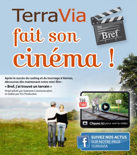 Quintesis crée un film pour TerraVia
