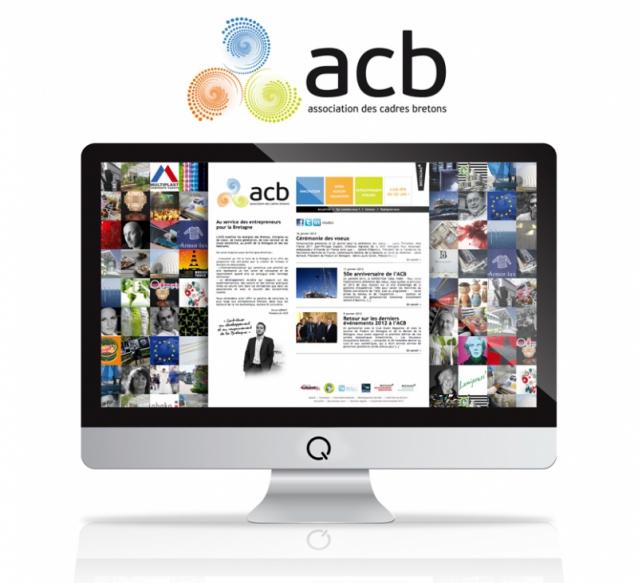 Site internet de l'Association des Cadres Bretons