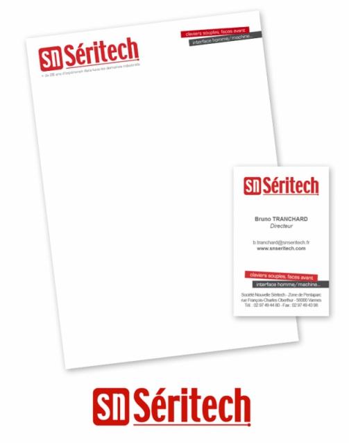 Papeterie SN Séritech