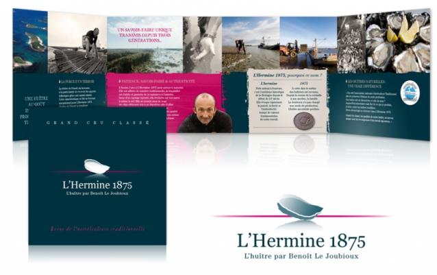 Flyer pour l'Hermine 1875