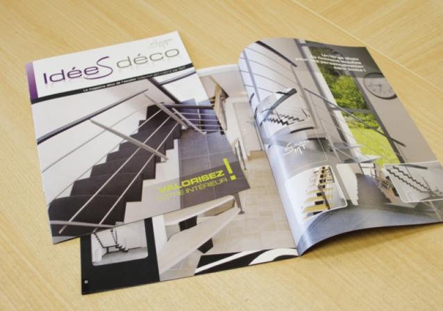 Magazine Idées Déco by SMT