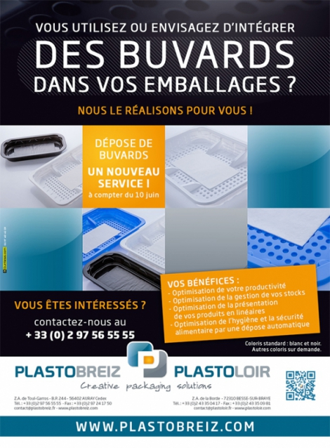 Affiche pour Plastobreiz