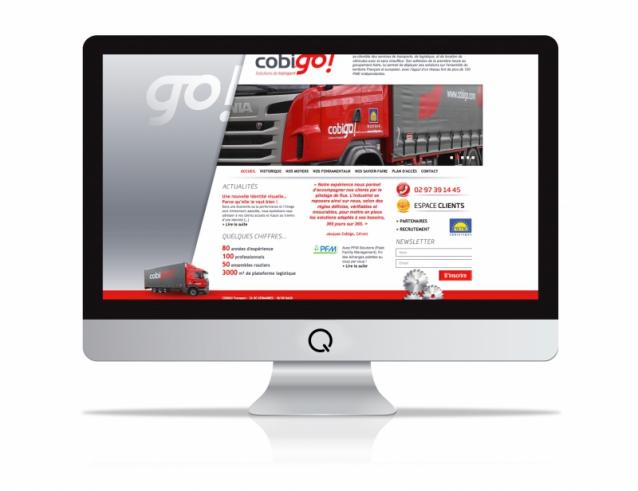 Site internet Cobigo